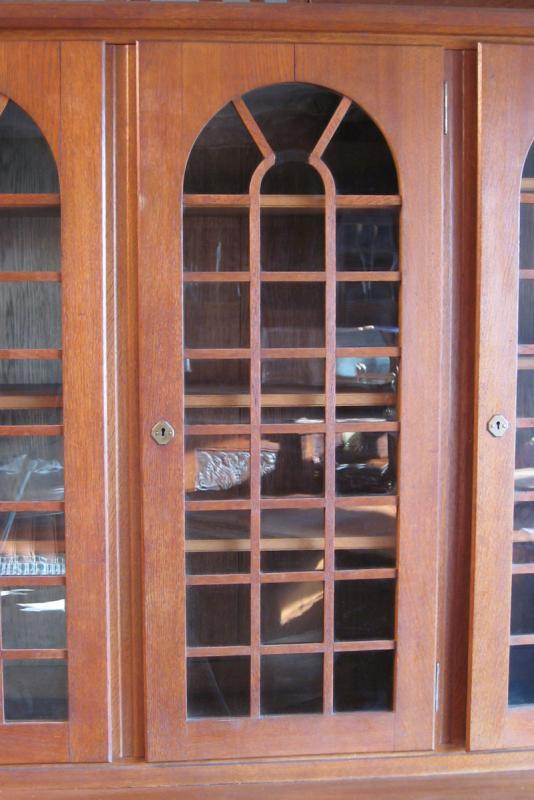 Zwei Riemerschmid Bücherschränke - Katanga Antik Kolosseum